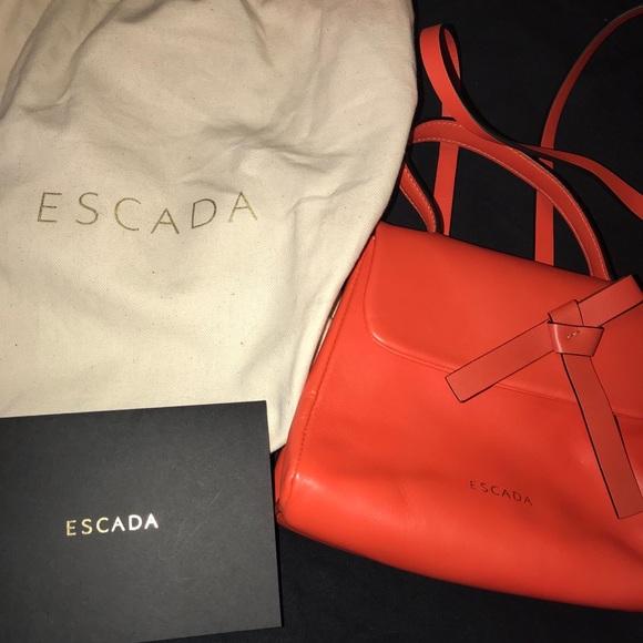 Escada Handbags - New Escada cross body bag Limited addition!